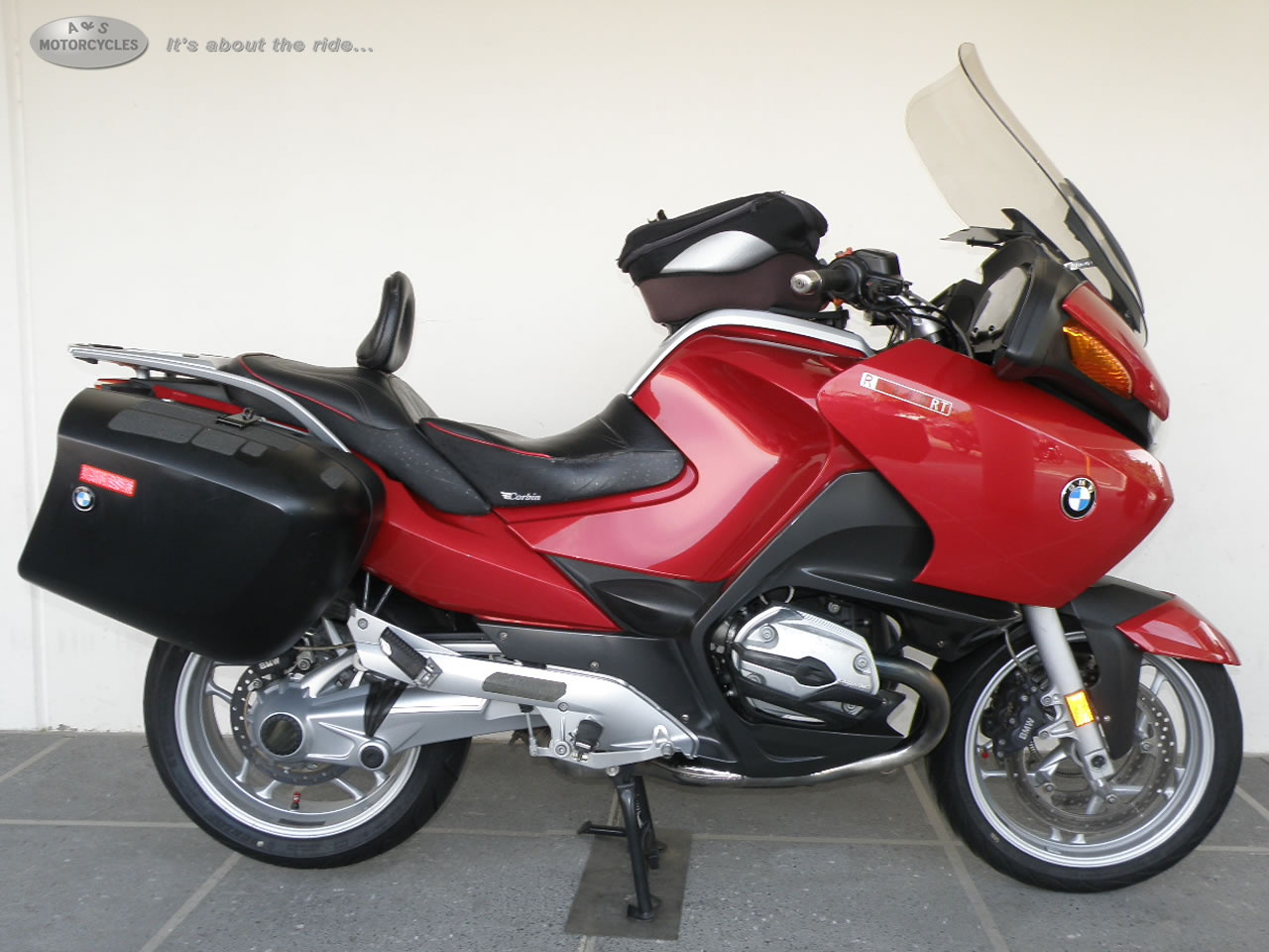 2005 BMW R1200RT, motorcycle listing