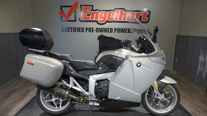 2006 BMW K 1200 GT, motorcycle listing