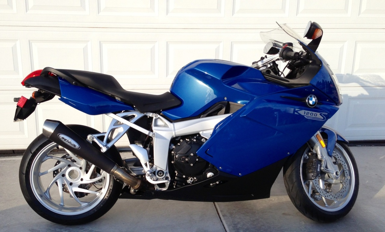 2006 BMW K 1200 S, motorcycle listing