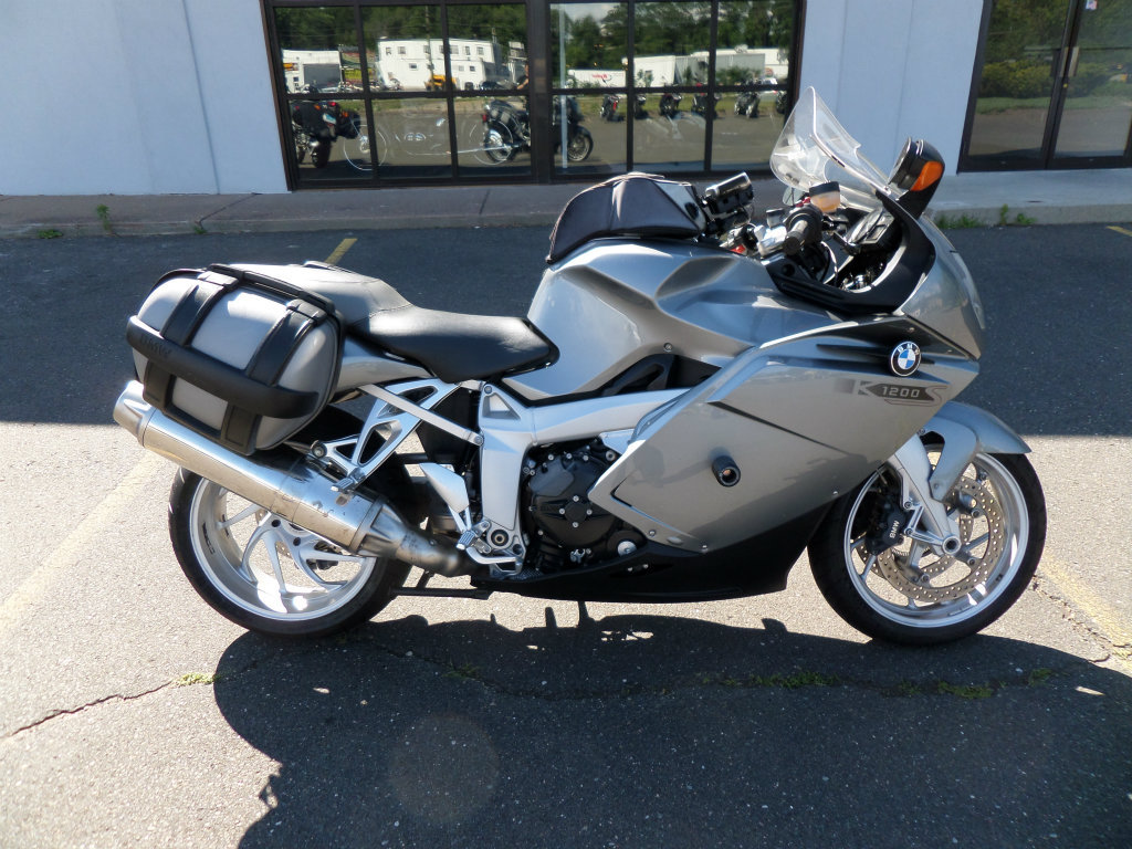 2006 BMW K1200S, motorcycle listing
