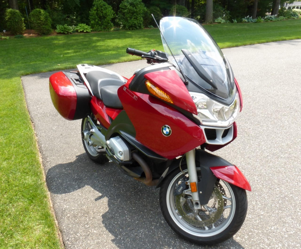 2006 BMW R 1200 RT, motorcycle listing