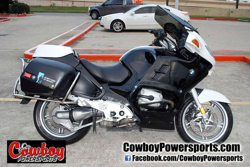 2006 BMW R1150RTP Police, motorcycle listing
