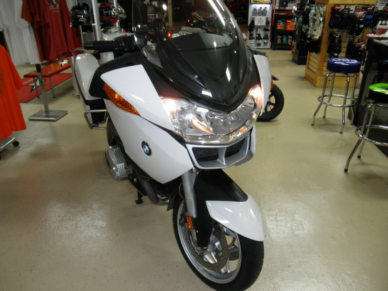 2006 BMW R1200RTP, motorcycle listing