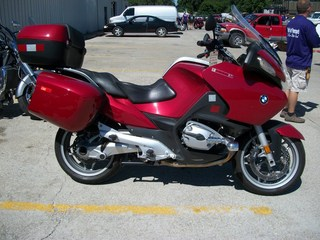 2006 BMW R1200ST, motorcycle listing