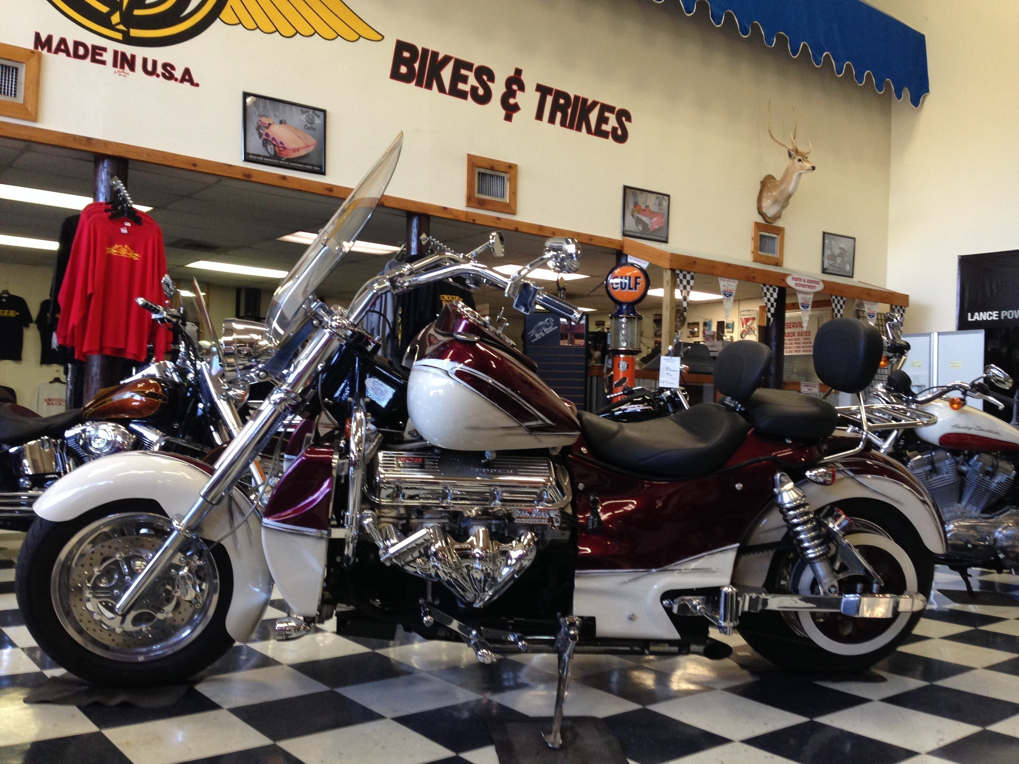 2006 Boss Hoss BHC-3 Big Block 502, motorcycle listing