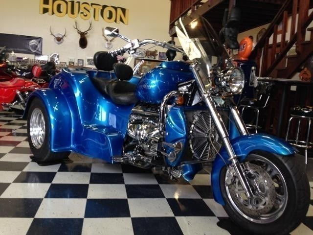 2006 Boss Hoss BHC-9 32 Roadster, motorcycle listing