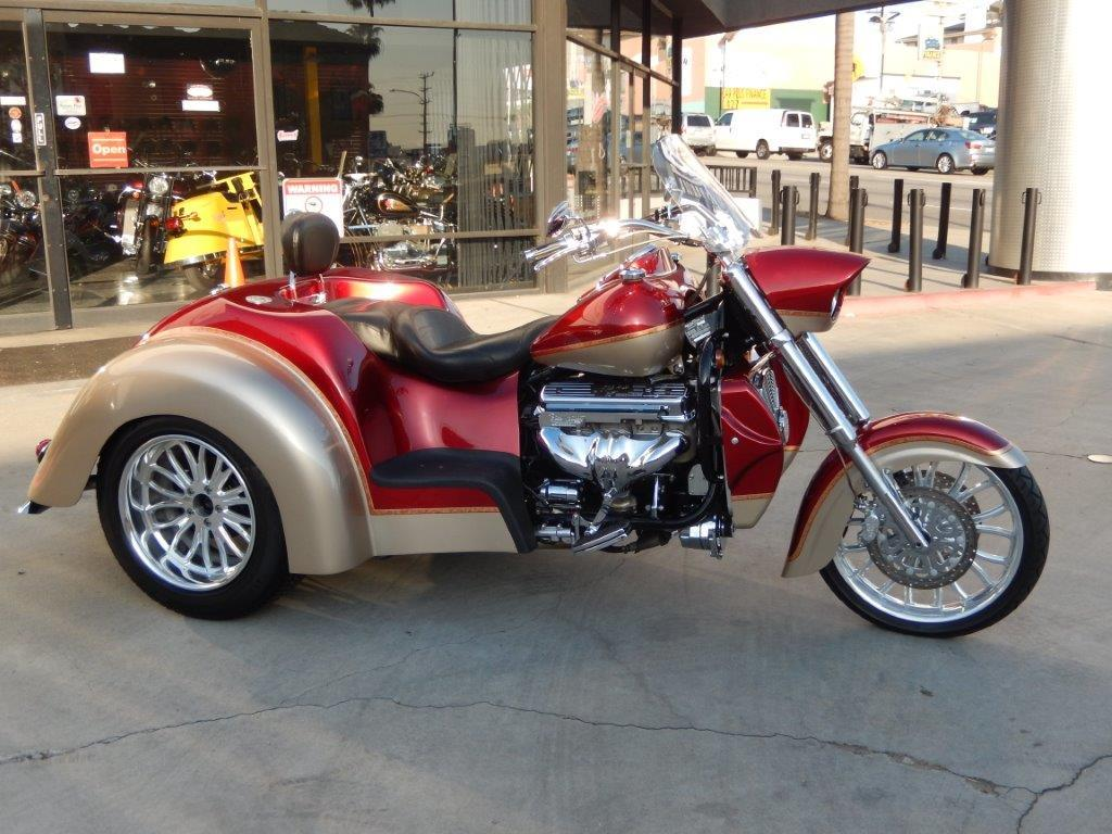 2006 Boss Hoss Willys Trike , motorcycle listing