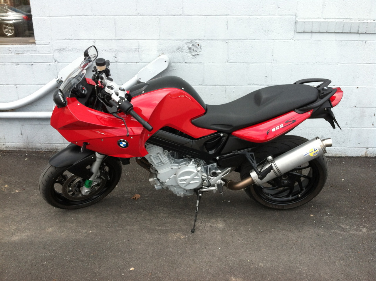 2007 BMW F 800 S, motorcycle listing