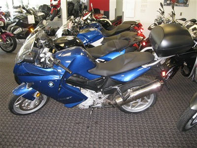 2007 BMW F800ST, motorcycle listing