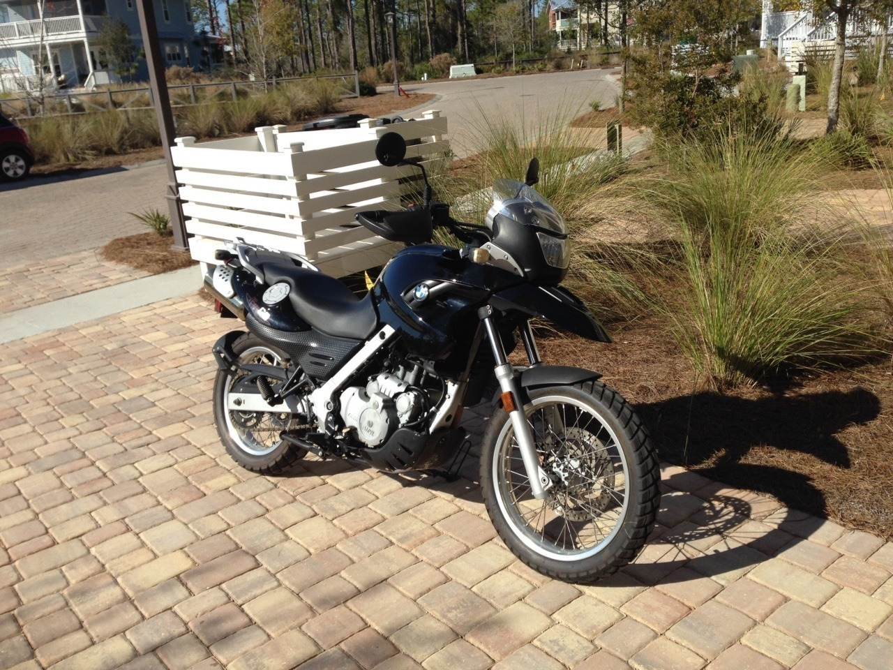2007 BMW G 650 GS, motorcycle listing