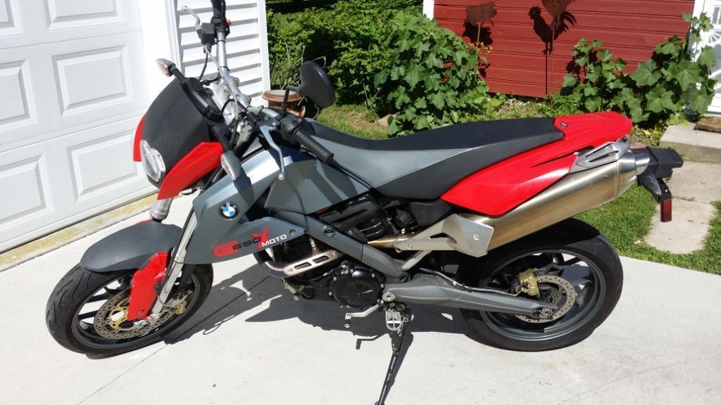 2007 BMW G 650 , motorcycle listing