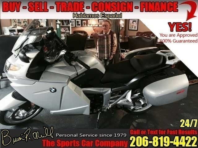 2007 BMW K 1200 GT, motorcycle listing