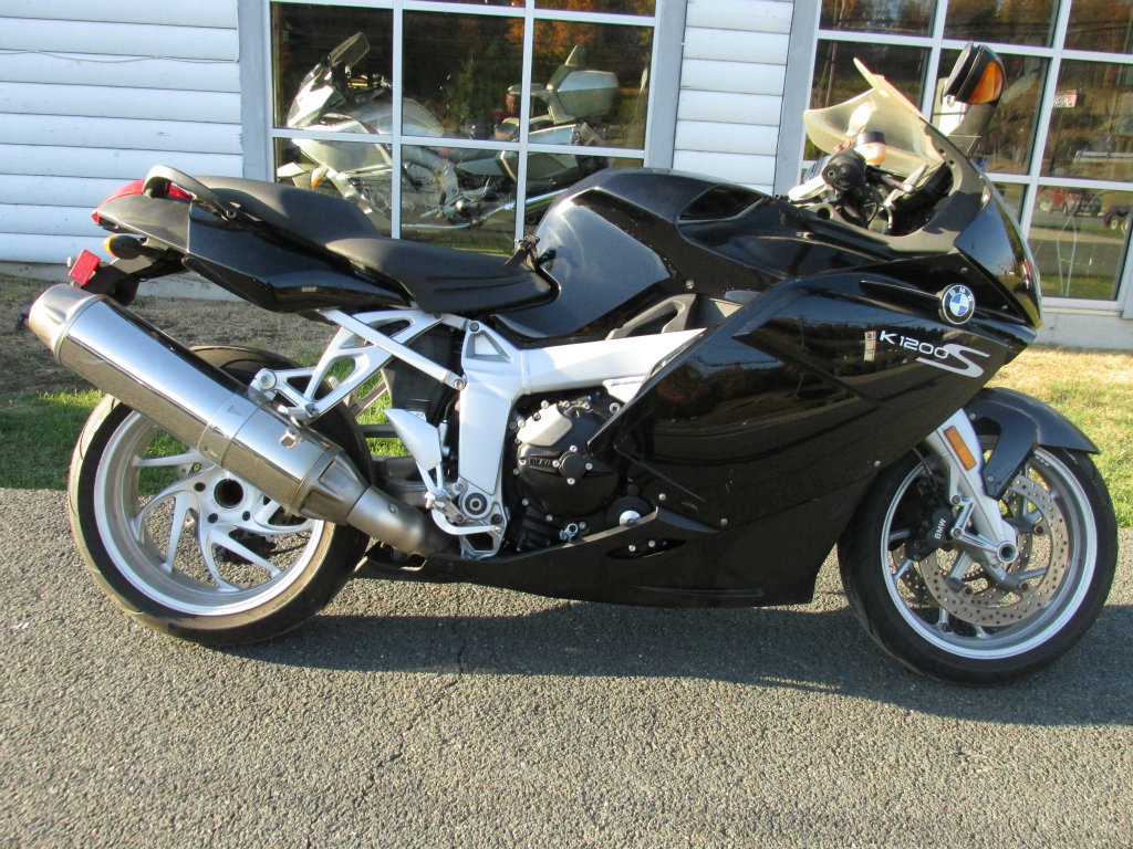 2007 BMW K1200S, motorcycle listing