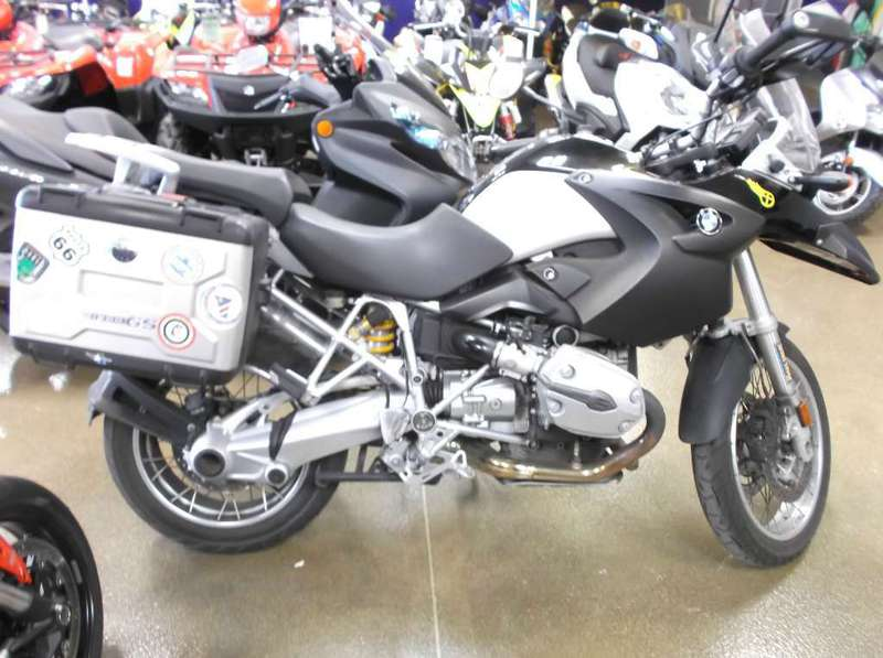 2007 BMW R 1200 GS, motorcycle listing
