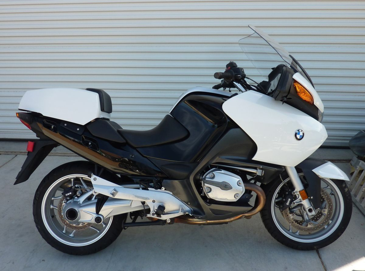 2007 BMW R 1200 RT, motorcycle listing