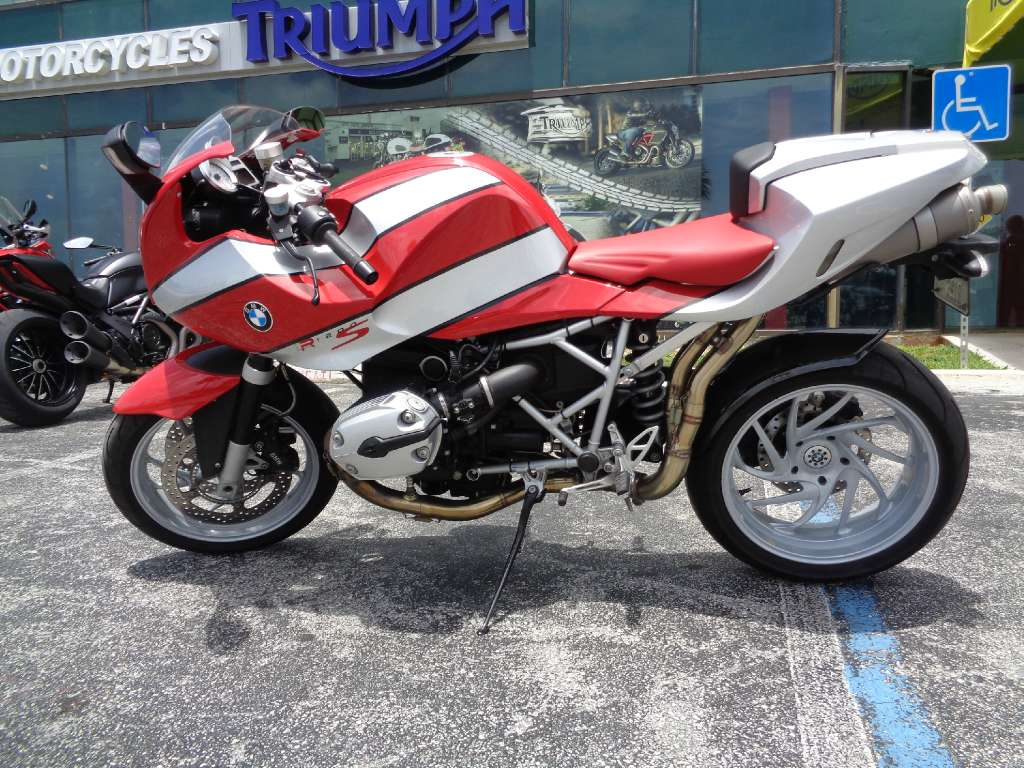 2007 BMW R 1200 S, motorcycle listing