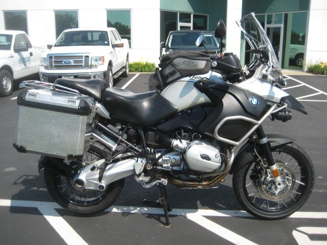 2007 BMW R1200GS ADVENTURE, motorcycle listing