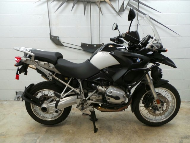2007 BMW R1200GS, motorcycle listing