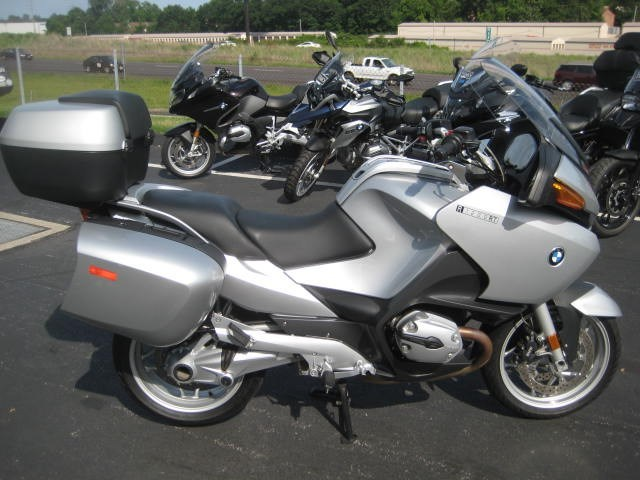 2007 BMW R1200RT ** REAR TRUNK!**, motorcycle listing