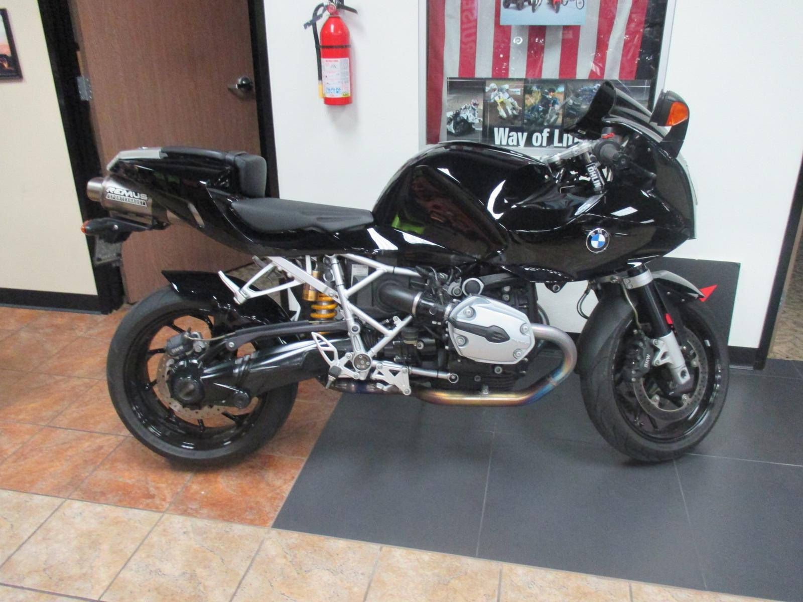 2007 BMW R1200S, motorcycle listing