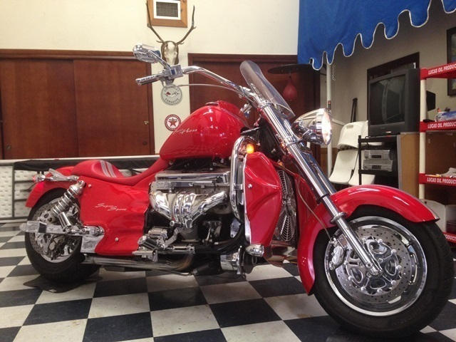 2007 Boss Hoss BHC 3 Super Sport Bike, motorcycle listing