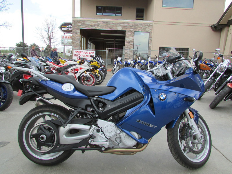 2008 BMW F 800 ST, motorcycle listing