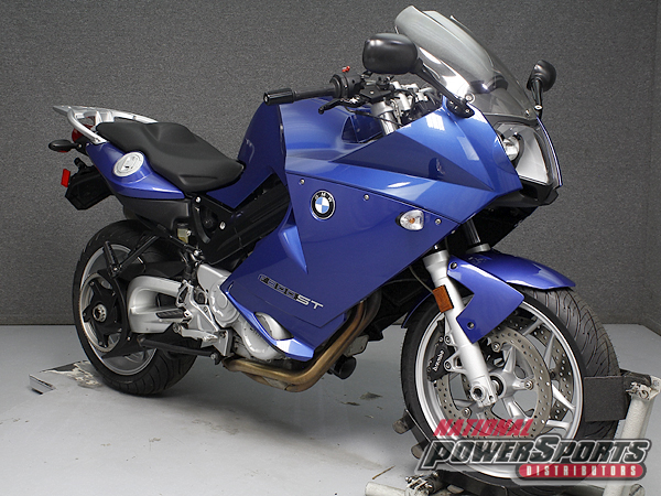 2008 BMW F800ST, motorcycle listing