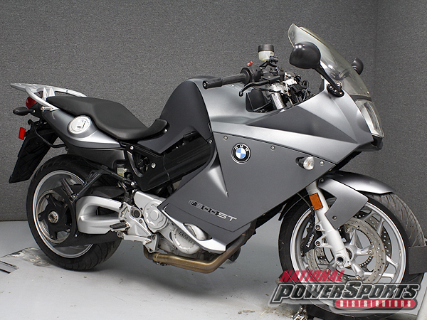 2008 BMW F800ST W/ABS, motorcycle listing