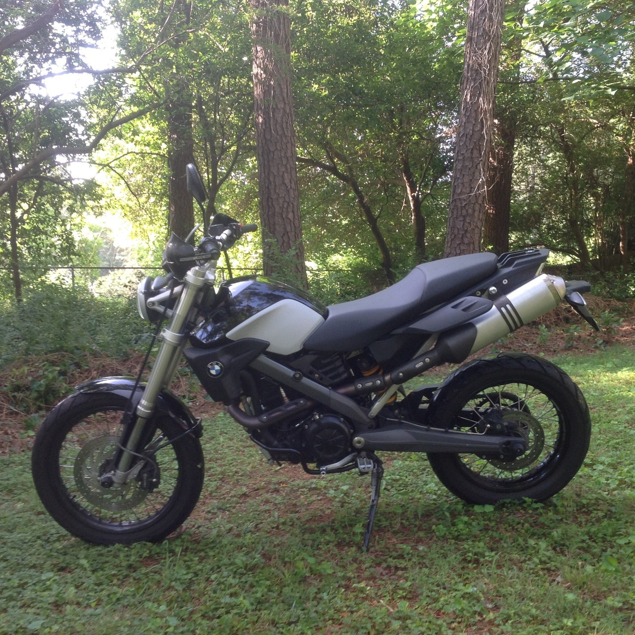2008 BMW G 650 XCOUNTRY, motorcycle listing