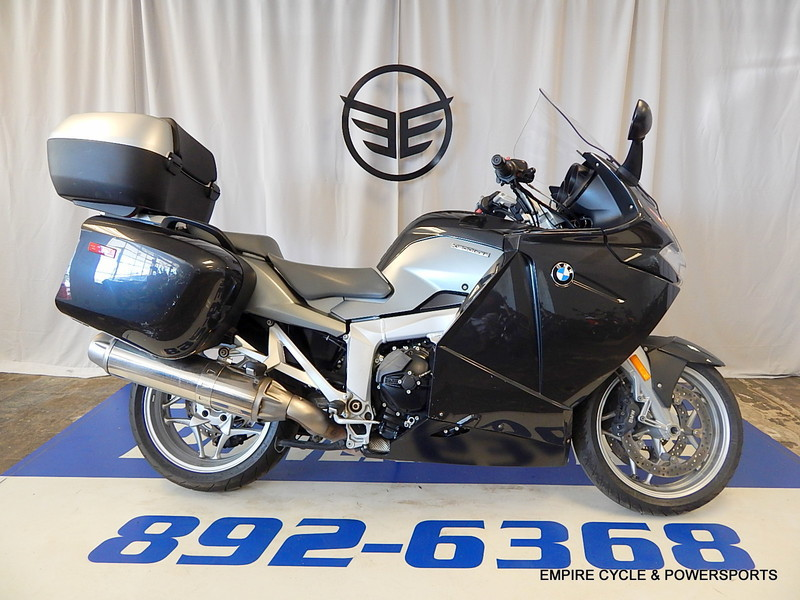 2008 BMW K 1200 GT, motorcycle listing