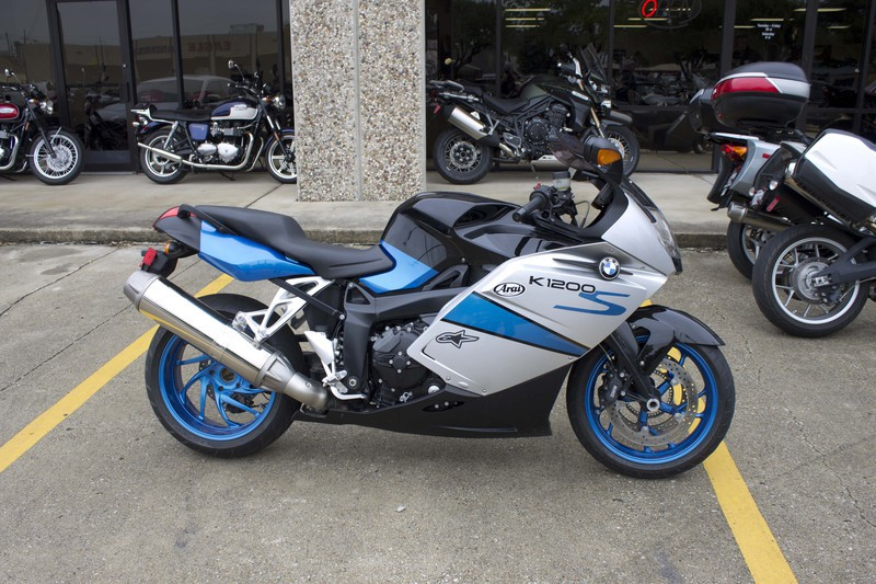 2008 BMW K 1200 S, motorcycle listing