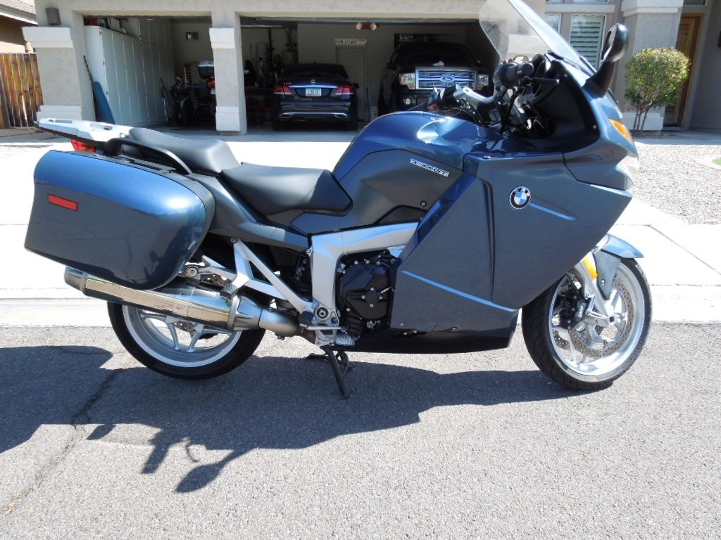 2008 BMW K 1300 GT, motorcycle listing