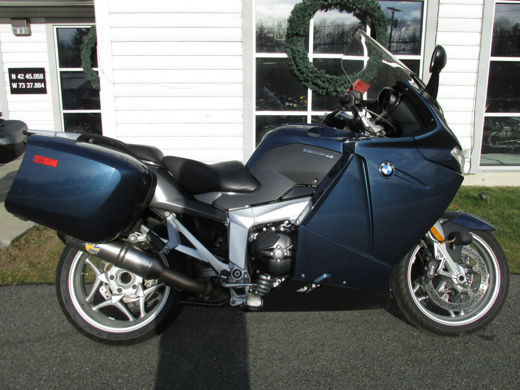 2008 BMW K1200GT, motorcycle listing