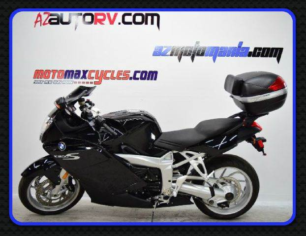 2008 BMW K1200S, motorcycle listing