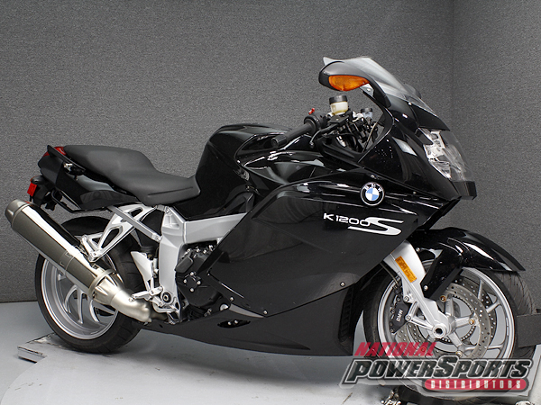 2008 BMW K1200S W/ABS, motorcycle listing