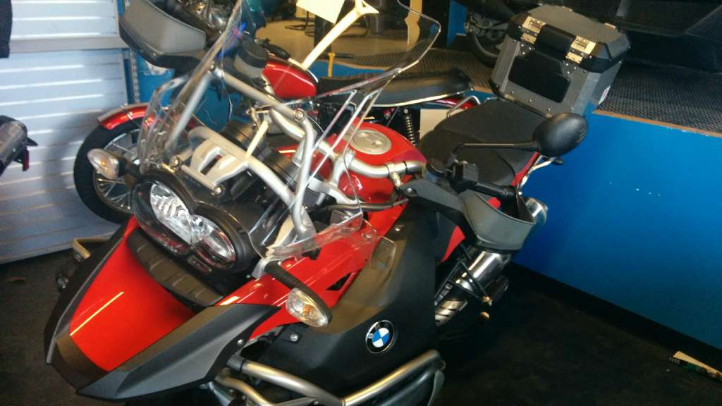2008 BMW R 1200 GS Adventure, motorcycle listing