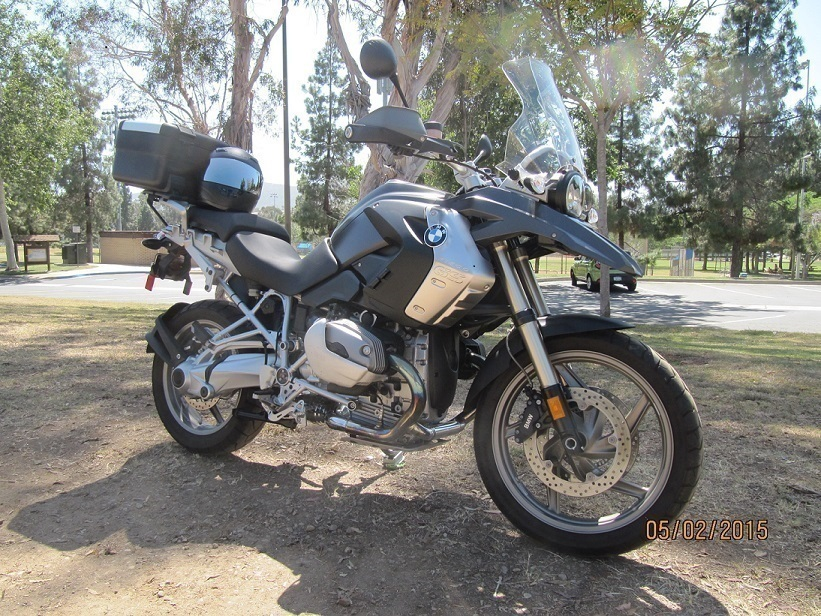2008 BMW R 1200 GS, motorcycle listing