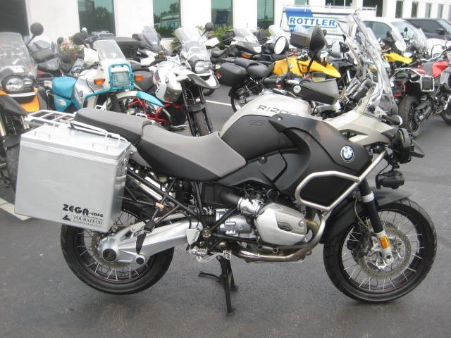 2008 BMW R1200GS ADVENTURE, motorcycle listing