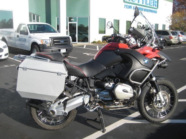 2008 BMW R1200GS ADVENTURE *Jessie Luggage!*, motorcycle listing