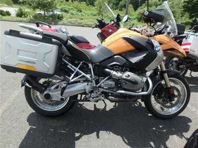 2008 BMW R1200GS, motorcycle listing