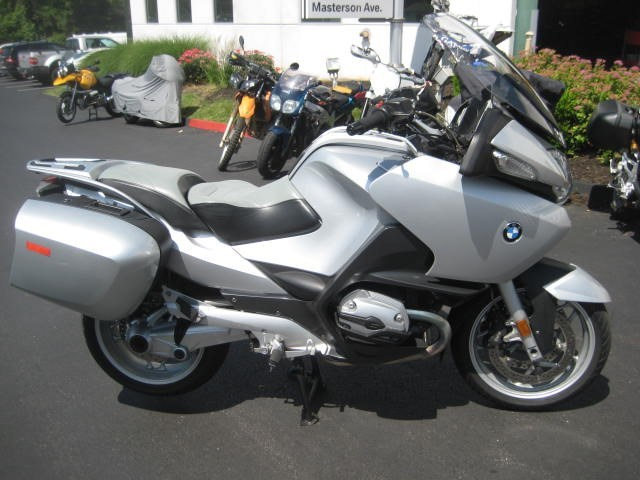 2008 BMW R1200RT, motorcycle listing