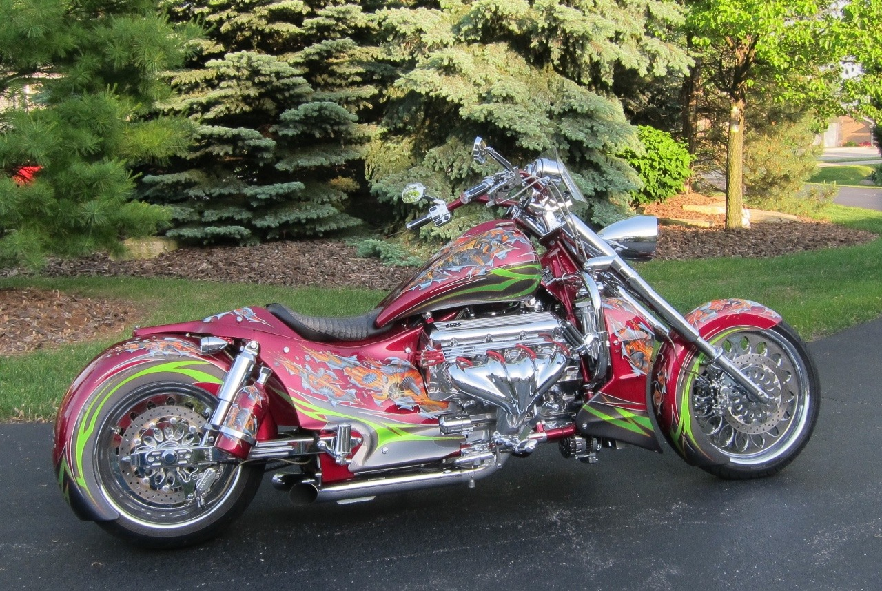 2008 Boss Hoss Custom , motorcycle listing
