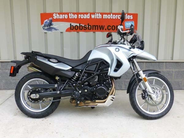 2009 BMW F650GS, motorcycle listing