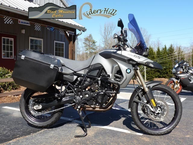 2009 BMW F800GS STANDARD, motorcycle listing