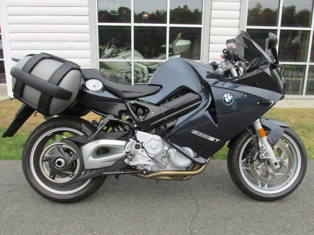 2009 BMW F800ST, motorcycle listing