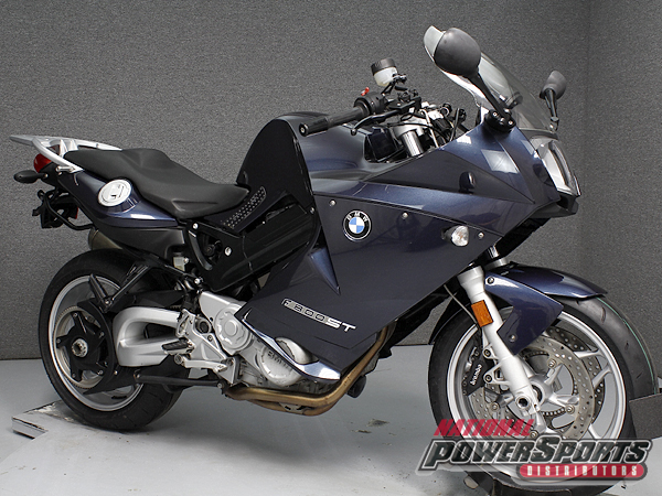 2009 BMW F800ST W/ABS, motorcycle listing