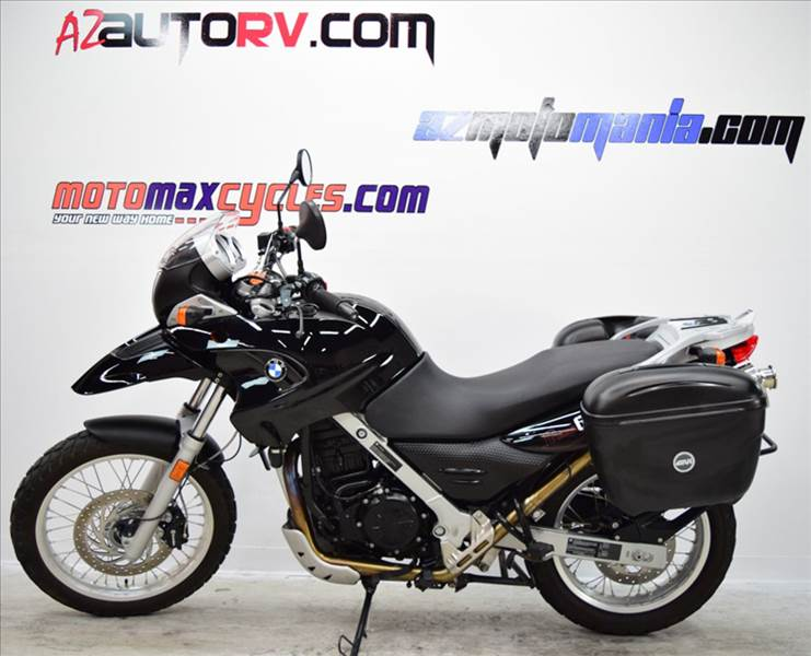 2009 BMW G650GS ABS, motorcycle listing