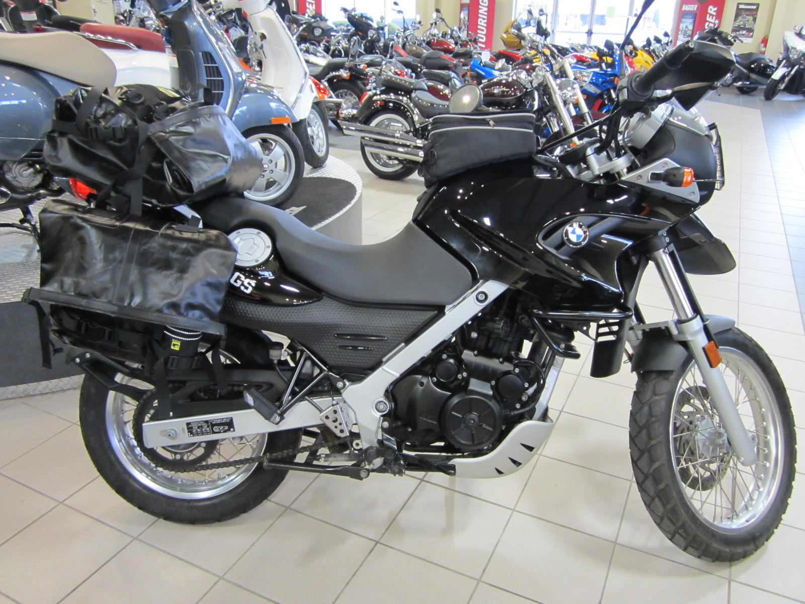 2009 BMW G650GS, motorcycle listing
