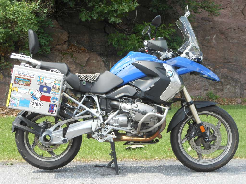 2009 BMW R 1200 GS, motorcycle listing