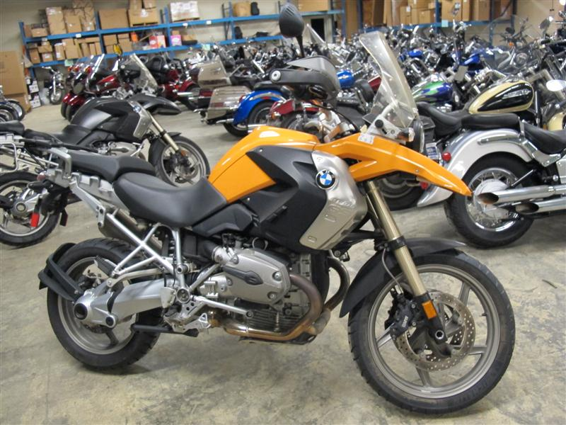 2009 BMW R1200GS, motorcycle listing